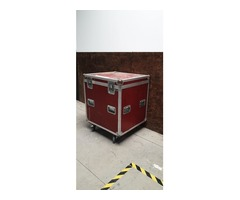 Flight case 75x70x91