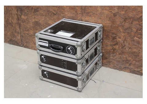Flight case 52x58x17