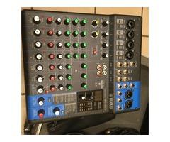 Vend console MG 10 XU Yamaha