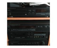 Vend lecteur CD Luxman D 351