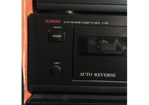 Vend platine K 7 K 351 Luxman
