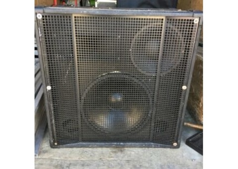 Vend enceinte Type TMS 3 PHL Audio