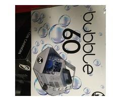 Machine à bulles Bubble 60