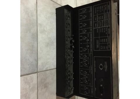 Vend table de mixage Vintage PMP 402B Power