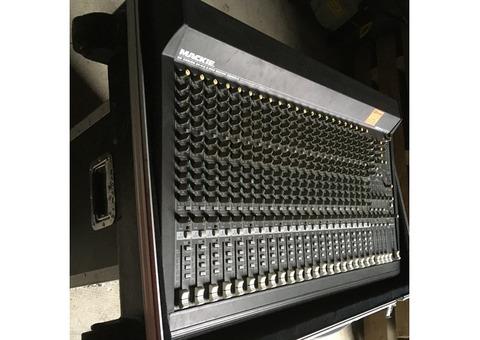 Vend console de mixage 24/4 VLZ PRO MACKIE