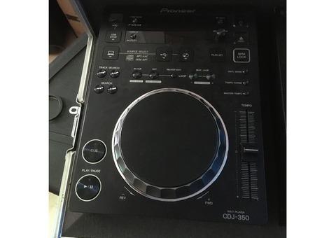 Vend Lecteur CDJ 350 Pioneer