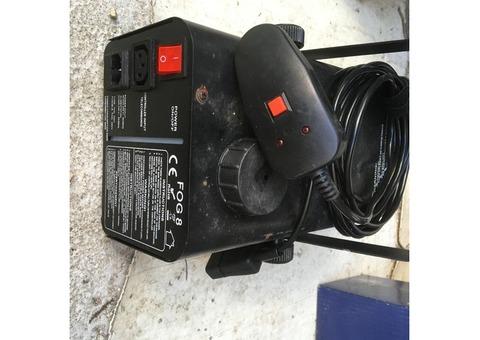 Vend machine à fumée FOG 800 MAC MAH