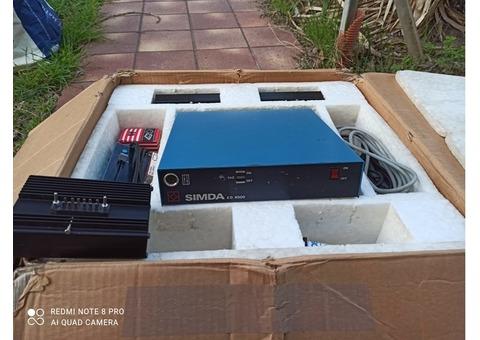PROJECTEURS DIAPO 400 W PRO SIMDA Système complet pro