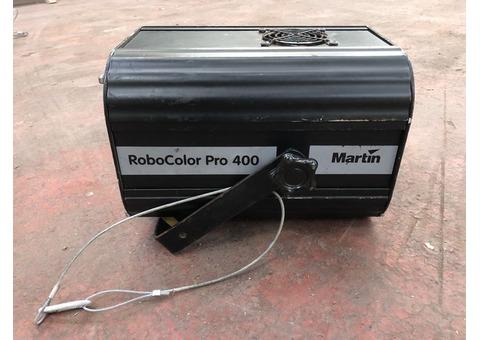 Pro 400 RoboColor Martin
