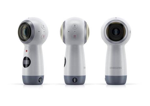 Caméra 360 SAMSUNG GEAR 360 (2017) + Carte mémoire microSD 64Go