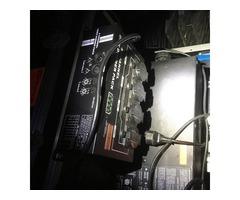 Vend bloc de puissance 4 x 1000 watts dmx