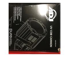 Vend UV COB Canon ADJ