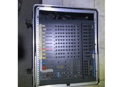 Vend console Power Station Soundcraft