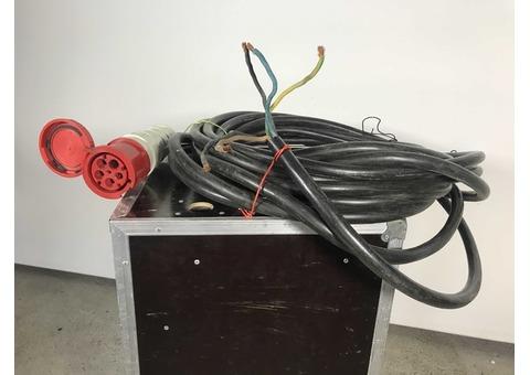 COFFRET DE DISTRIBUTION 125A + Cable