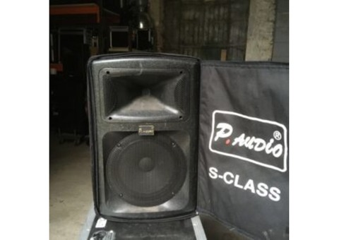 Vend enceinte FA 200 P. Audio