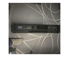 Vend amplificateur RMX 1450 QSC