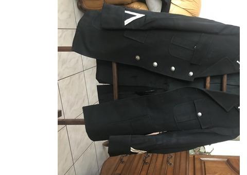 Veste de gendarmerie
