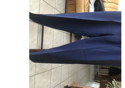 2 Pantalons gendarme hiver
