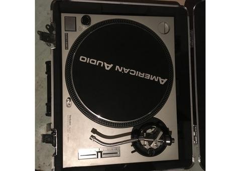 Vend platine Technics SL 1210 MK2