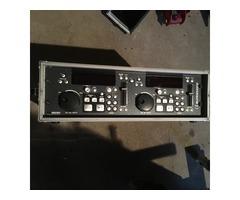 Vend lecteur CD Double 6530 Audiophony