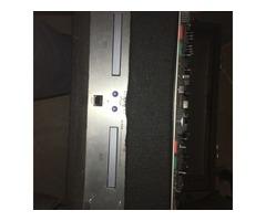 Vend double lecteur CD S 550 Stanton