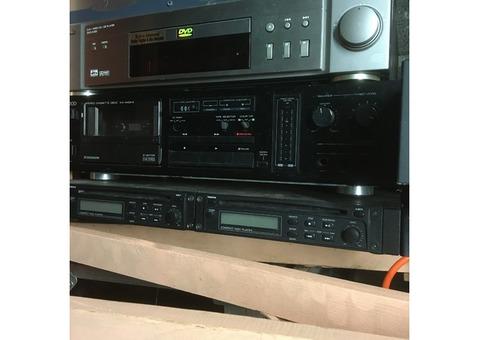 Vend platine K7 KK 440 HX Kenwood