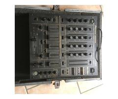 Vend table de mixage DJM 600 Pioneer