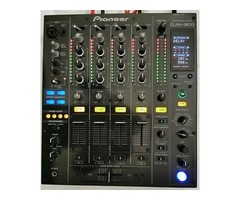 Vend table DJM 800 Pioneer