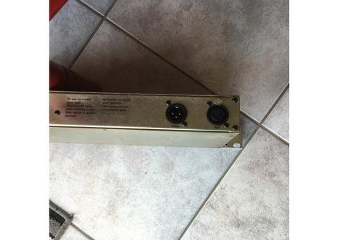 Vend égaliseur Paramétric 5 bandes PFL 52B SCV Audio