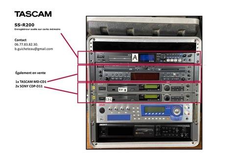 Tascam SS-R200