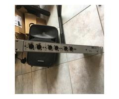 Vend Splitter UEF 4 SCV Audio