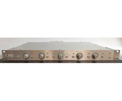 1 filtre audio analogique très haut de gamme Amadeus C22