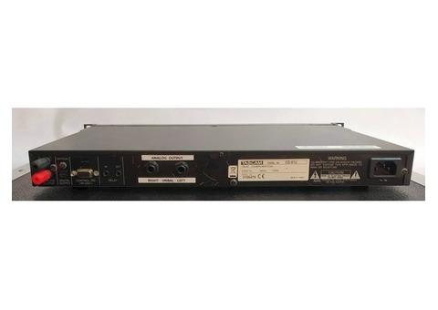 1 lecteur CD/USB Tascam CD-01U