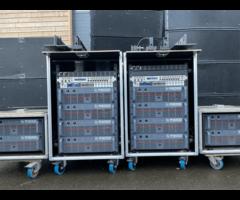ELECTROVOICE XLC SYSTÈME COMPOSÉ DE