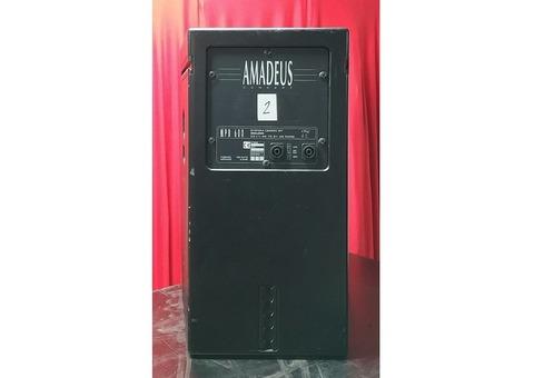 1 enceinte large bande 2 voies passives Amadeus MPB-600-2