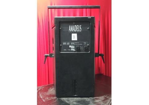 1 enceinte large bande 2 voies passives Amadeus MPB-600-L-8