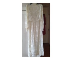 robe vintage 70