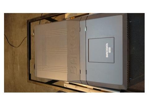 Vidéoprojecteur Barco 8200 barcodata