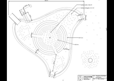 Recherche gradin circulaire 350 places