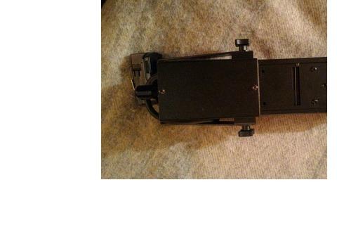 Projecteur mini-découpe Mole Richardson 50W, avec 4 couteaux