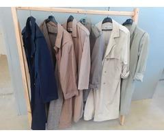 Manteaux et imperméables