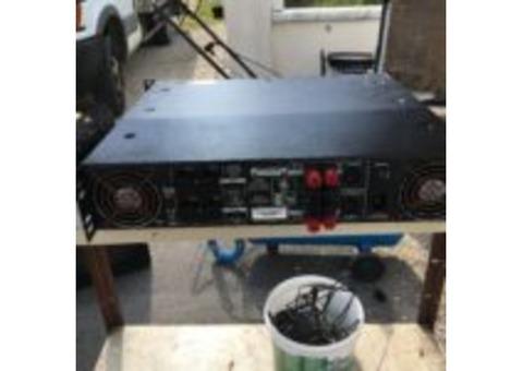 Vend Ampli Q 4300 HPA