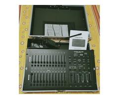 Console ADJ Scène Setter 24 Canaux DMX neuve et son Flight Case neuf