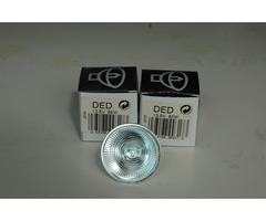 Lot de 2 Lampes halogène DED 85W 13,8V MR16
