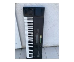 Synthetiseur Yamaha XP50