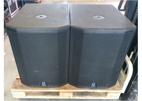 Turbosound - Paire de sub basses IQ18B