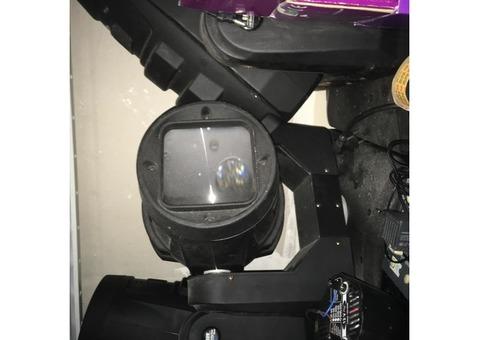 Vend Lyre Pocket Spot 12 watts Power Lighting