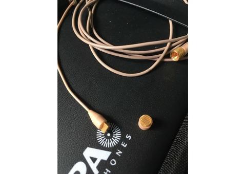 DPA 4066 microphone serre-tête