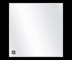 RIDEAU PLASTIQUE TRANSPARENT GLASKLARFOLIE