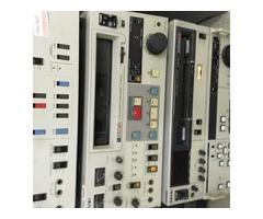 Vend Magnetoscope U MATIC 9600 P Sony